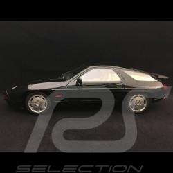 Porsche 928 S4 1987 black 1/18 LS-Collectibles LS022B