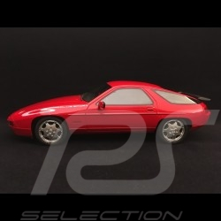 Porsche 928 S4 Club Sport 1988 red 1/18 LS-Collectibles LS022D