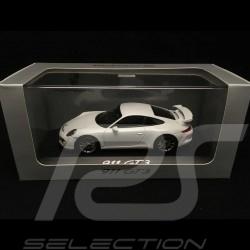 Porsche 911 typ 997 GT3 2011 weiß 1/43 Minichamps WAP0202080C