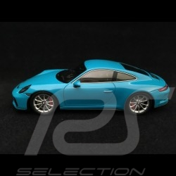 Porsche 911 GT3 type 991 Touring Package 2017 Miami blue 1/43 Spark WAP0201630J