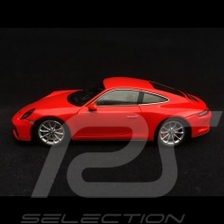 Porsche 911 GT3 type 991 Touring Package 2017 Lava orange 1/43 Spark WAP0201640J