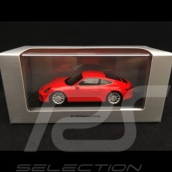 Porsche 911 GT3 type 991 Touring Package 2017 1/43 Spark WAP0201640J orange fusion lava orange lavaorange