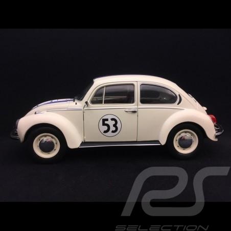Volkswagen VW Käfer n° 53 Herbie The Love bug 1/18 Norev S1800505