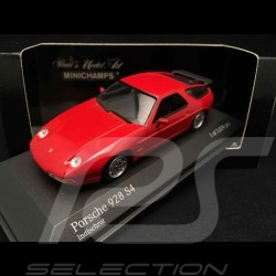 Porsche 928 S4 1991 red 1/43 Minichamps 400062421