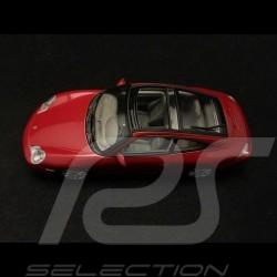 Porsche 911 type 996 Targa red 1/43 Minichamps WAP02006510