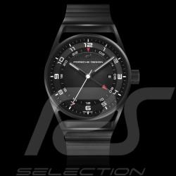 Automatikuhr Porsche 1919 Globetimer All Black Porsche Design Timepieces 4046901418229