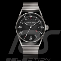 Automatic watch Porsche 1919 Globetimer All Titanium Porsche Design Timepieces 4046901418205