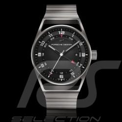 Automatikuhr Porsche 1919 Globetimer All Titanium Porsche Design Timepieces 4046901418205
