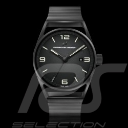 Automatic watch Porsche 1919 Datetimer Eternity Black Edition All Black Porsche Design Timepieces 4046901986100