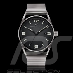 Automatic watch Porsche 1919 Datetimer Eternity Black Edition All Titanium Porsche Design Timepieces 4046901986087