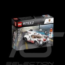 Porsche 919 Hybrid Speed Champions Lego 75887
