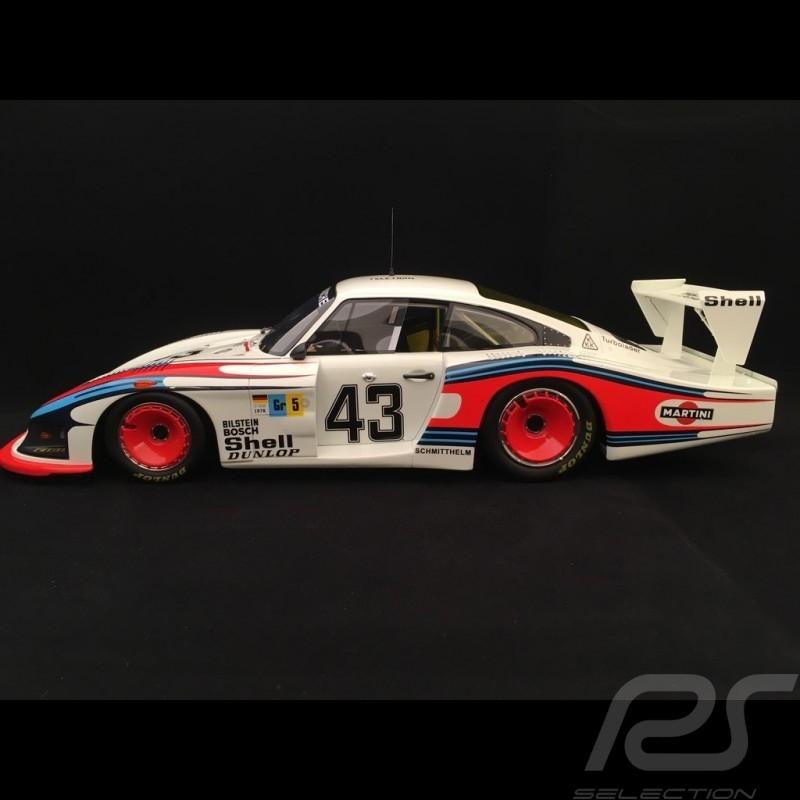 "Porsche 935 / 78 "" Moby Dick "" Le Mans 1978 n° 43 Martini 1/12 CMR CMR12003"