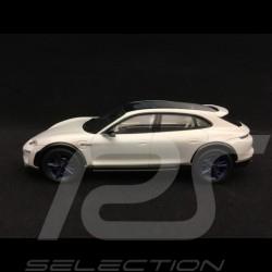 Porsche Mission E Cross Turismo 2018 1/43 Spark WAP0209000J blanche white weiß