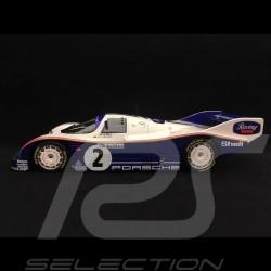 Porsche 962 C Sieger Hockenheim 1985 n° 2 Porsche AG 1/18 Minichamps 155856502