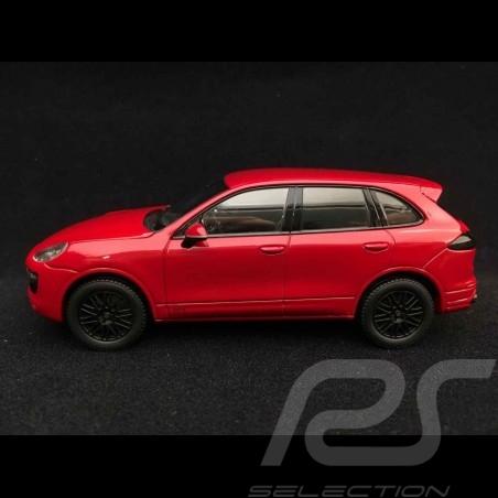 Porsche Cayenne GTS type 958 rouge carmin 1/43 Minichamps WAP0200070E