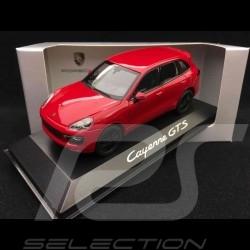 Porsche Cayenne GTS type 958 carmin red 1/43 Minichamps WAP0200070E
