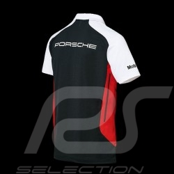 Polo Porsche Motorsport Collection black Porsche WAP801J- Men
