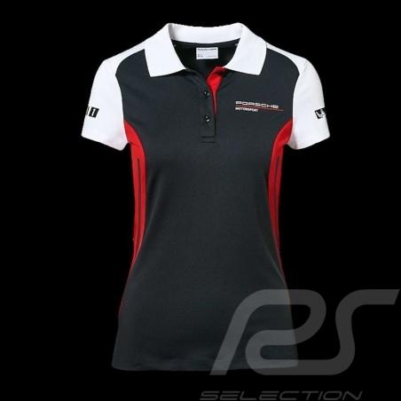 Porsche Polo Motorsport Collection black Porsche WAP802J- Women