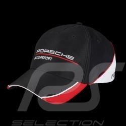 Casquette Cap Porsche Motorsport Porsche WAP8000010J noire / rouge / blanc black / red / white schwarz / rot / weiß