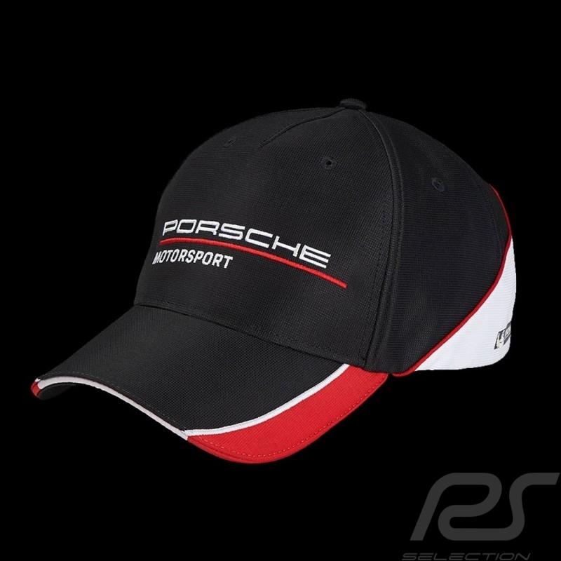 Porsche Cap Motorsport black / red / white Porsche Design WAP8000010J