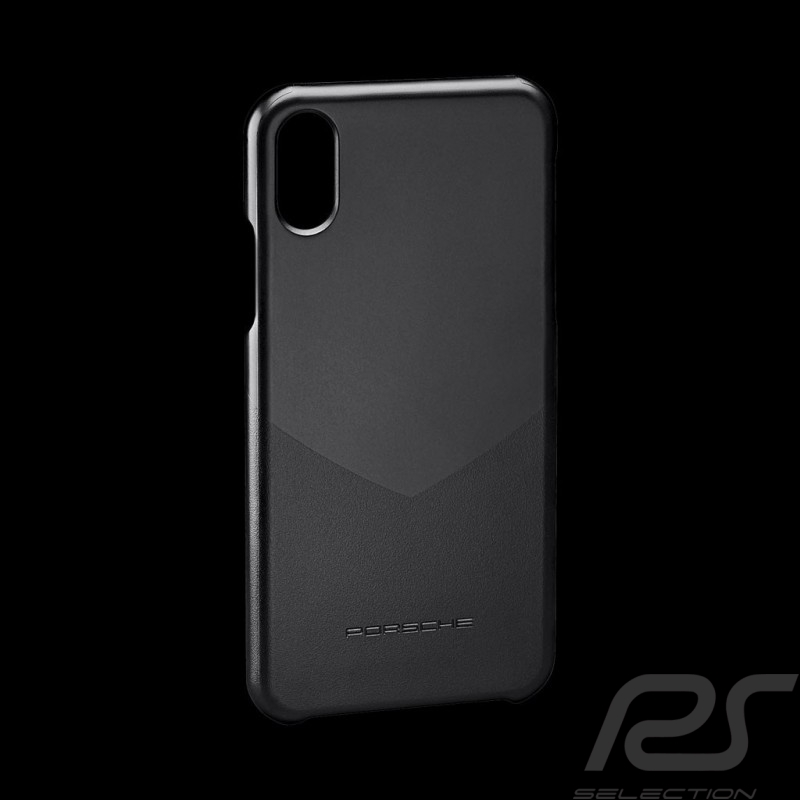 Porsche Hard case for I-phone X polycarbonate material black Porsche Design WAP0300240K