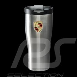 Thermo Mug Porsche isothermal silver grey  finish Porsche WAP0500640H
