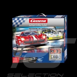 Circuit Carrera Digital Porsche / Ferrari Passion of Speed 1/32 Carrera 20030195 Track Bahnset