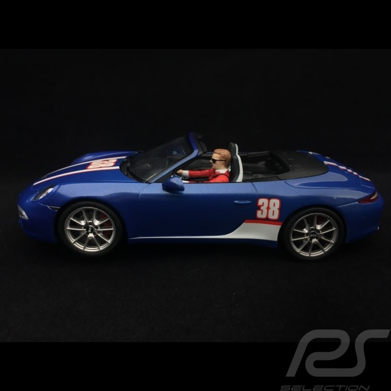 Scalextric & Slot Car Blue Porsche Boxster Cars Scalextric 1