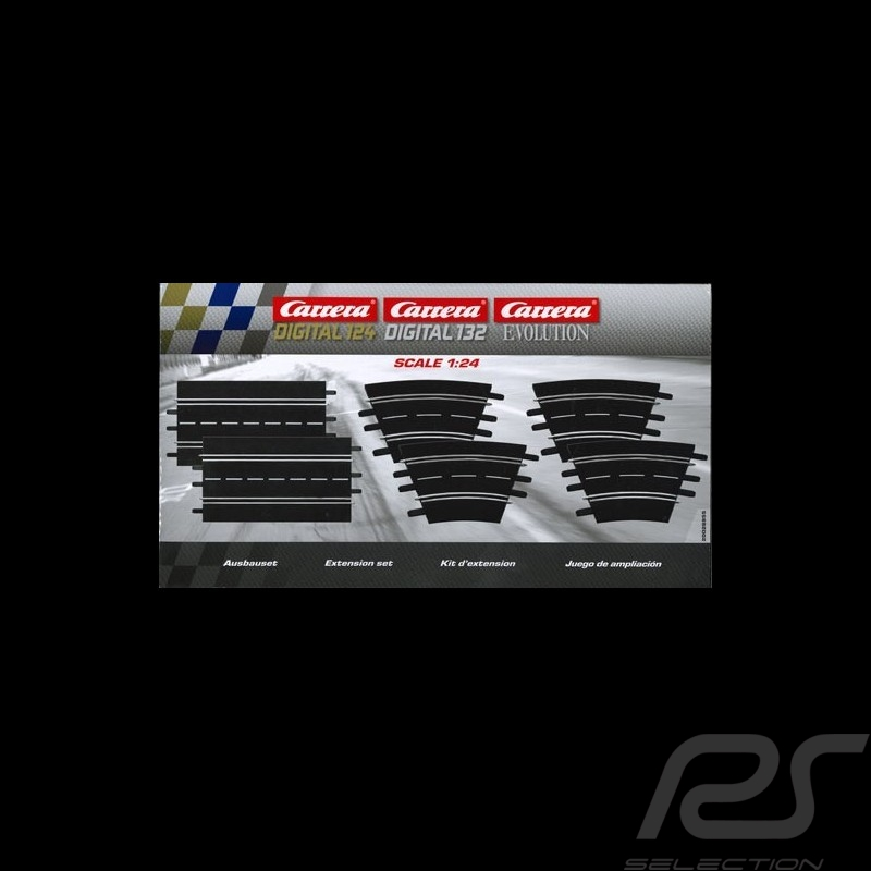 Carrera Track Extension Pack n° 1 1/24 1/32 Evolution Carrera 20030788