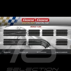 Bahnset Carrera Verlängerungspaket n° 2 1/24 1/32 Carrera 20030367