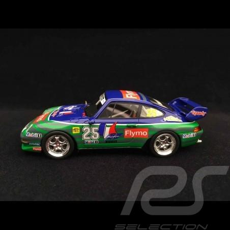Porsche 911 type 993 Cup Flymo Winner Supercup 1996 n° 25 1/43 Schuco 450888100