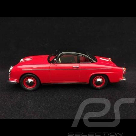 Porsche Teram Puntero base 356 1958 red 1/43 Autocult ATC02014