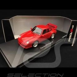 Porsche 911 typ 993 Cup 3.8 Indischrot 1/43 Schuco 450888700