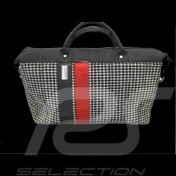 Travel bag 911 classic Pepita / vinyl Basketweave