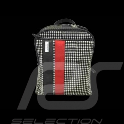 Backpack 911 classic houndstooth / vinyl Basketweave