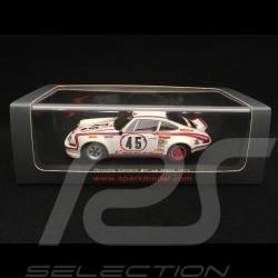 Porsche 911 Carrera RSR 2.8 Vainqueur Winner Sieger Le Mans 1973 Kremer n° 45 1/43 Spark S4688