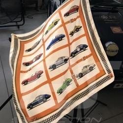 Foulard écharpe Pepita Porsche 901