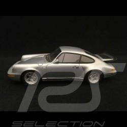 Porsche 911 RUF CTR 1988 argent 1/43 Spark S0703