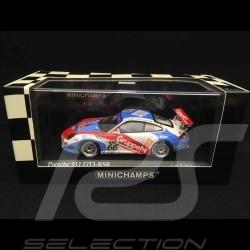 Porsche 911 type 996 GT3 RSR Spa 2005 n° 66 1/43 Minichamps 400056466 Vainqueur Winner Sieger