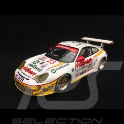 Porsche 911 type 996 GT3 RSR Winner 12h Sebring 2004 n° 23 1/43 Minichamps 400046423