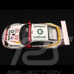Porsche 911 type 996 GT3 RSR 12h Sebring 2004 n° 23 1/43 Minichamps 400046423 Vainqueur Winner Sieger