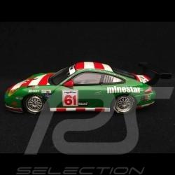 Porsche 911 type 996 GT3 Cup Daytona 2005 n° 61 1/43 Minichamps 400056261