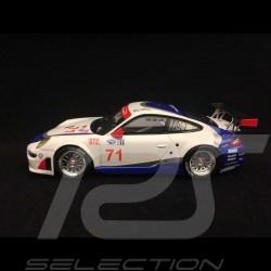Porsche 911 type 997 GT3 RSR Sebring 2007 n° 71 1/43 Minichamps 400076471
