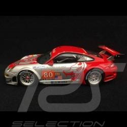 Porsche 911 typ 997 GT3 RSR Le Mans 2010 n° 80 1/43 Minichamps 410106980