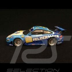 Porsche 911 type 997 GT3 RSR Le Mans 2009 n° 70 1/43 Minichamps 400096970