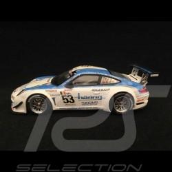Porsche 911 type 997 GT3 R Spa 2010 n° 53 1/43 Minichamps 400108953 Vainqueur Winner Sieger