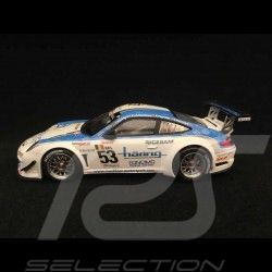 Porsche 911 type 997 GT3 R Winner Spa 2010 n° 53 1/43 Minichamps 400108953