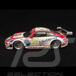 Porsche 911 typ 997 GT3 RSR Le Mans 2009 n° 76 1/43 Minichamps 400096976