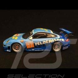 Porsche 911 typ 997 GT3 RSR Le Mans 2010 n° 77 1/43 Minichamps 410106977