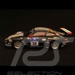 Porsche 911 type 997 GT3 R ADAC Nürburgring 2011 n° 59 1/43 Minichamps 437116159